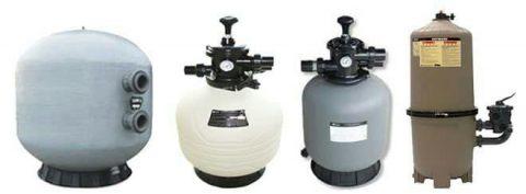انواع فیلترهای تصویهی آب استخر و کاربردهای آن